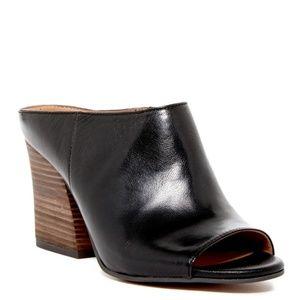 Franco Sarto Flora Mule Leather 8.5